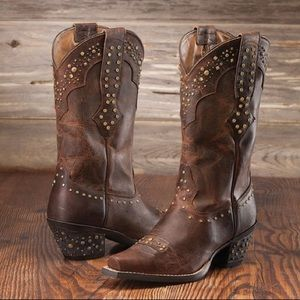 Bedazzled Ariat Boots